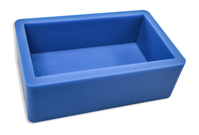 Cold Mounting Mold-Silicone Rubber (Rectangular)