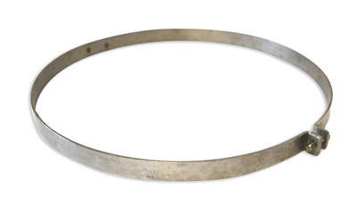 Plain-Backed Grinding Paper Ring