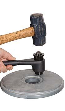 Ametek Portable Pin Brinell Hardness Tester
