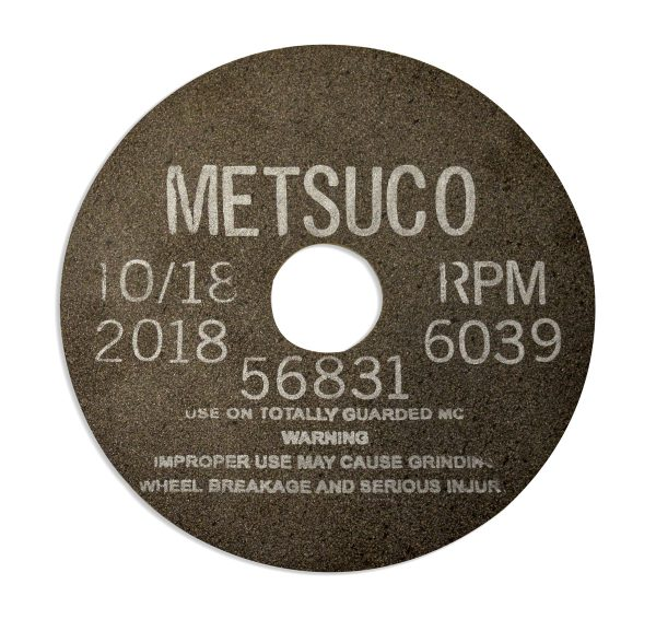 Aluminum Oxide Abrasive Cut-Off Wheels – 10″