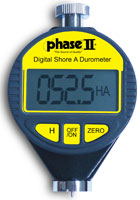 Phase II Digital Durometer