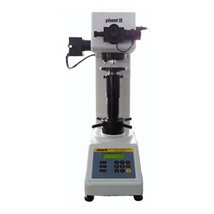 Phase II Macro Vickers Hardness Tester with Video Cam